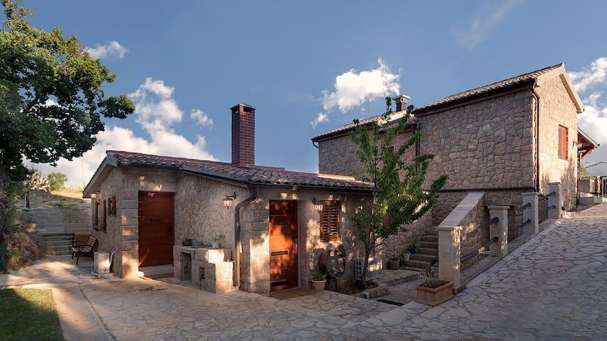 Traditional Dalmatian apartment