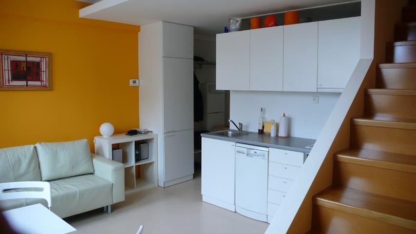 Apartment in the city centre of Bratislava