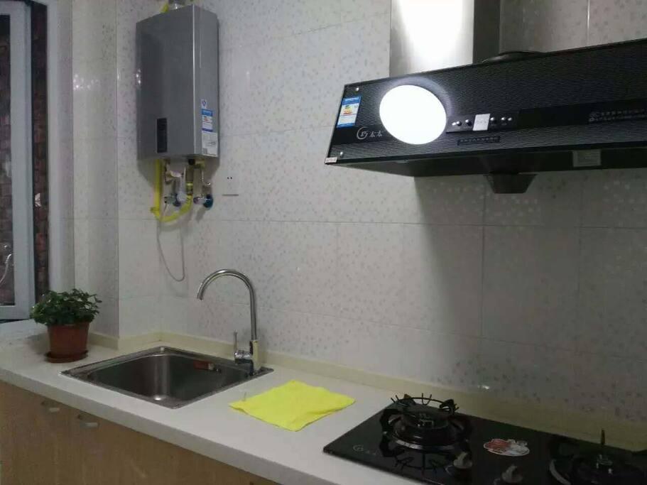 可使用的厨房