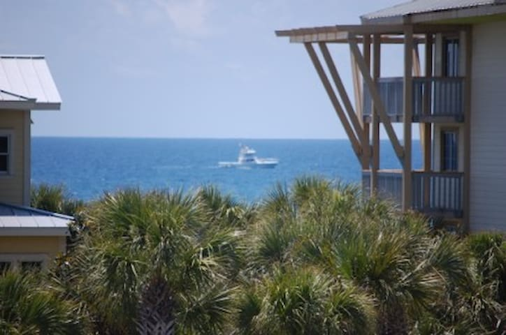 30A Watercolor Gulf Views Rental - Santa Rosa Beach