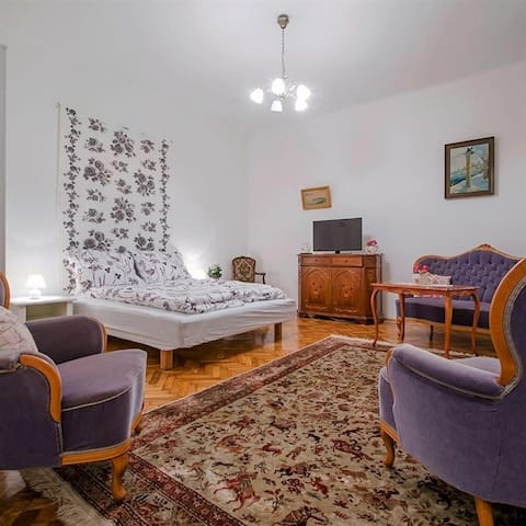clean apartment in the vicinity of the park of Armağan district