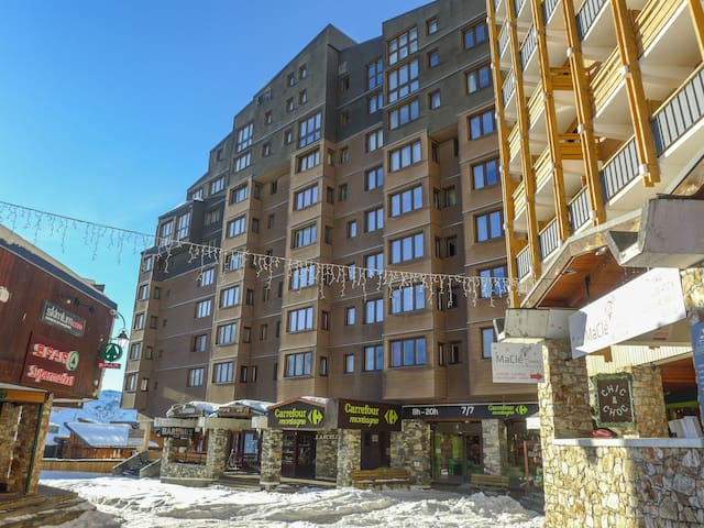 Apartment Arcelle for 6 persons in Val Thorens