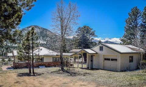 Mtn View:Basecamp for Rocky Mountain National Park