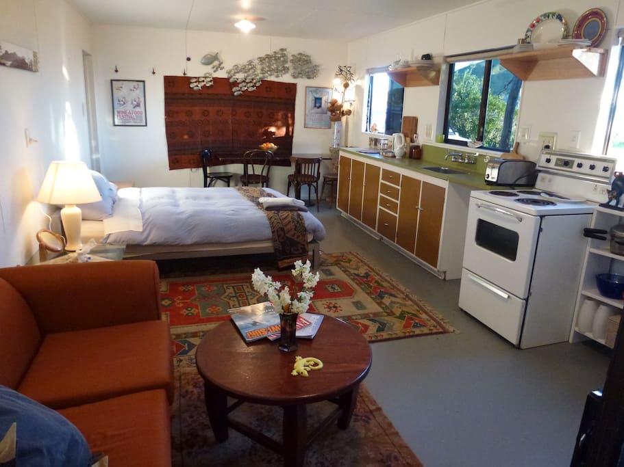 Bedroom 2 plus kitchenette