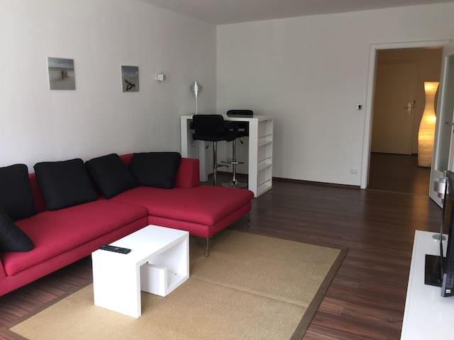 Modern flat near to the university hospitals.