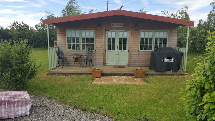 Alpaca Glamping Lodge