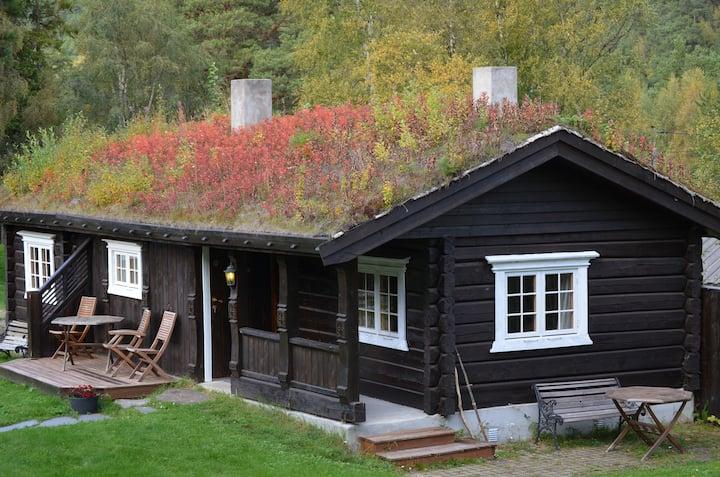 Søre Traasdahl hyttetun - Langstugu