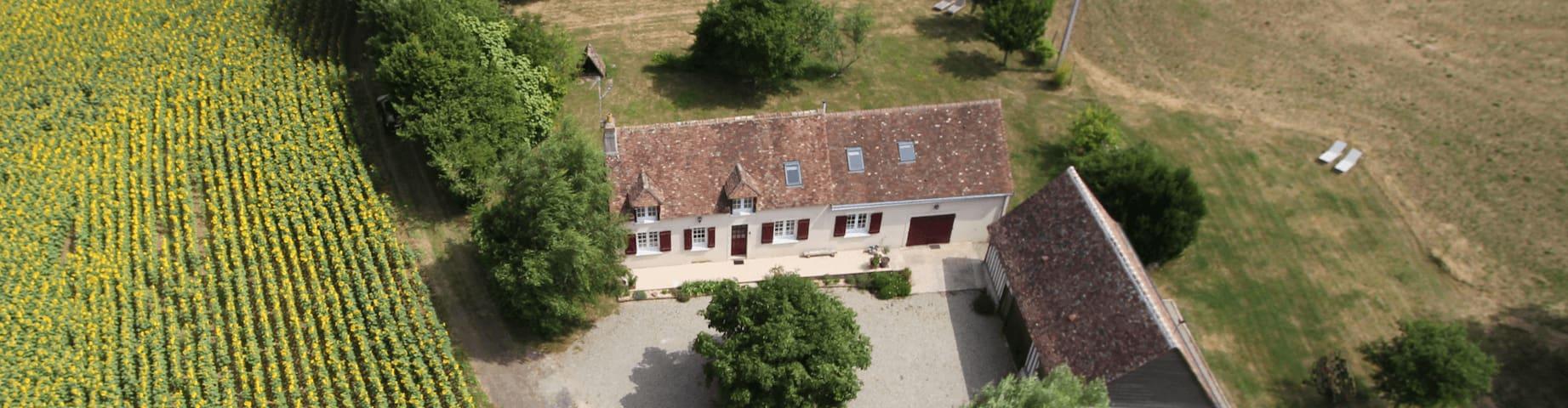 La Camillette - Nogent-le-Bernard - Casa