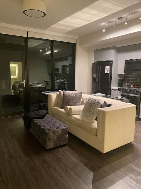Midtown, Atlanta Apt - Studio with Bedroom