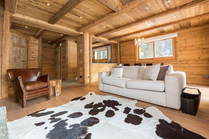 Chalet Trois Garcons - Chamonix-Mont-Blanc - Cabin
