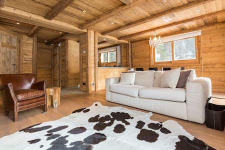Chalet Trois Garcons - Chamonix-Mont-Blanc - Cabaña