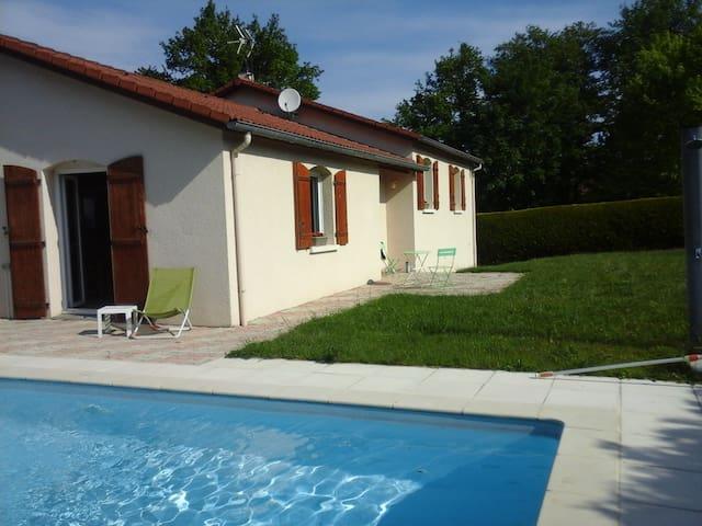 CHAMBRE SALLE DE BAIN ACCES PRIVE - Monistrol-sur-Loire - Huis