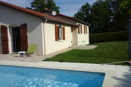 CHAMBRE SALLE DE BAIN ACCES PRIVE - Monistrol-sur-Loire - Casa
