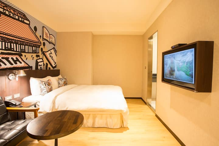 Superior Room 精緻雙人房