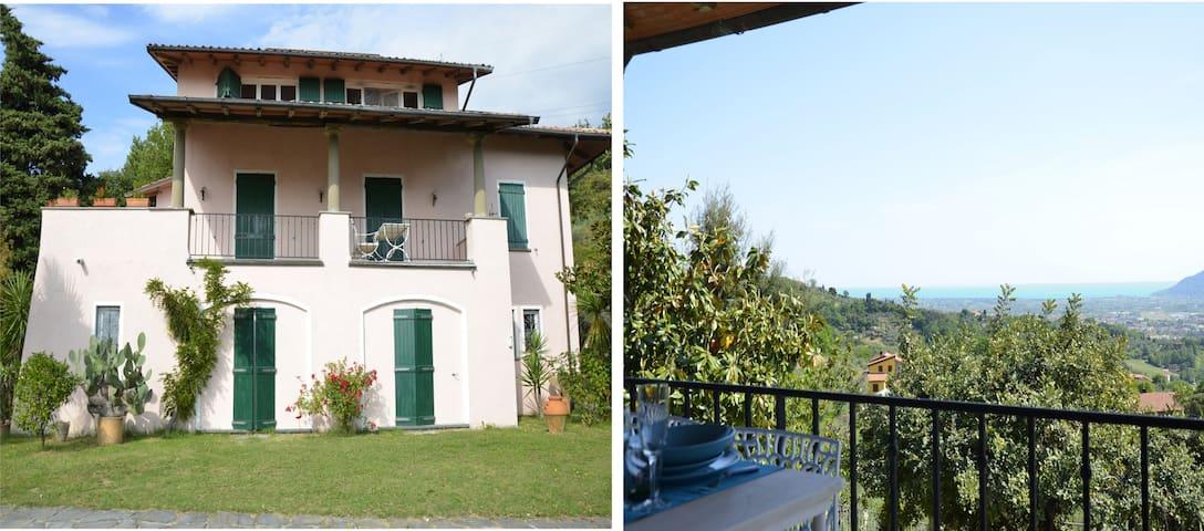 Villa Stelle Hills near CinqueTerre - Paghezzana - Lägenhet