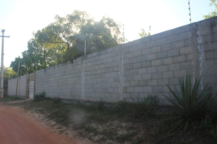 Permacultura e Alimentação Viva no Lago Azul - São José de Mipibu - Cottage
