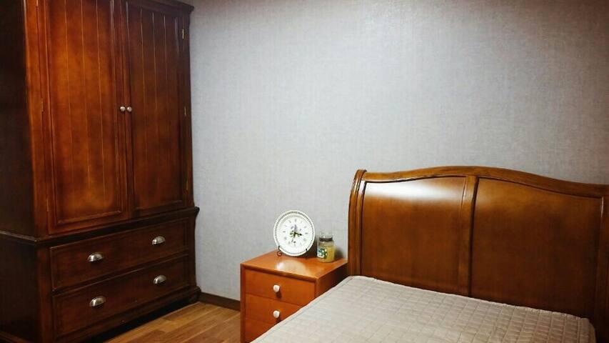 안전하고 깨끗한 숙소