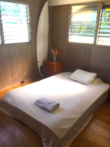 North Shore Surfing Rental - Waialua - Casa