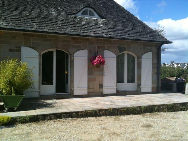 Maison de vacances à Morlaix