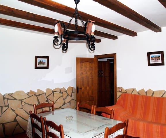 Alojamiento El Almendro - Mecina Bombarón - Apartment