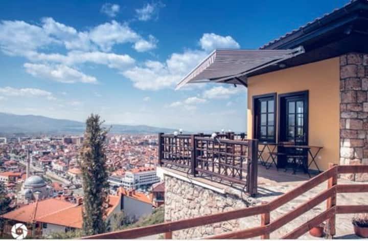 Prizren's best view / Villa Argjiro - Room #1