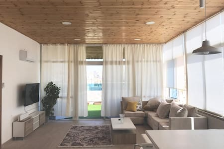 modern and cozy roof top for rent in Amman/Jordan