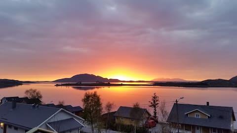 Leilighet på idylliske Helgelandskysten!