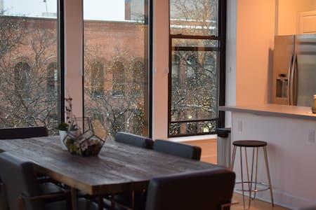 Most Luxurious Loft Penthouse Downtown Ann Arbor - Ann Arbor - Lejlighed