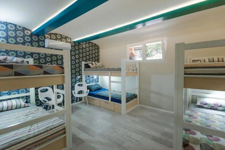 Hostel Bongo (bed in 6-bed room)