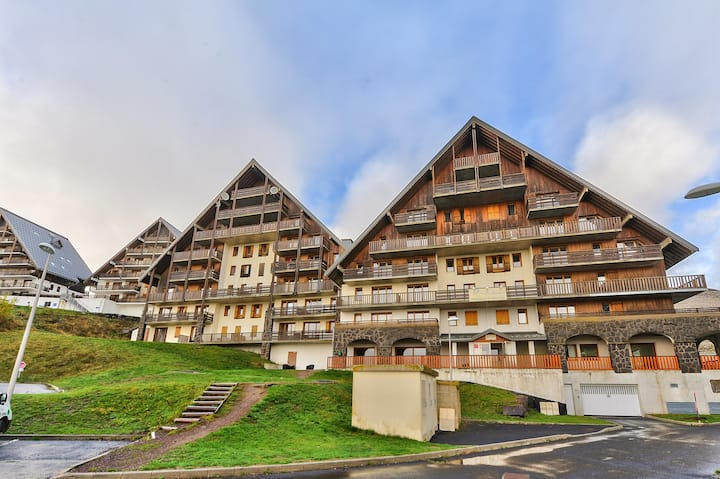 457C Appartement 6pers