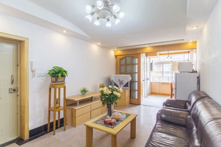 Decent 2BR flat next to Train Station - Kunming - Byt