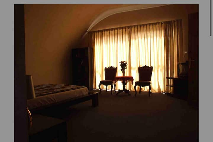 Single room with a beautiful view of Addis Ababa