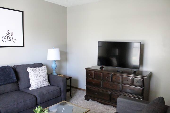 Still the living room