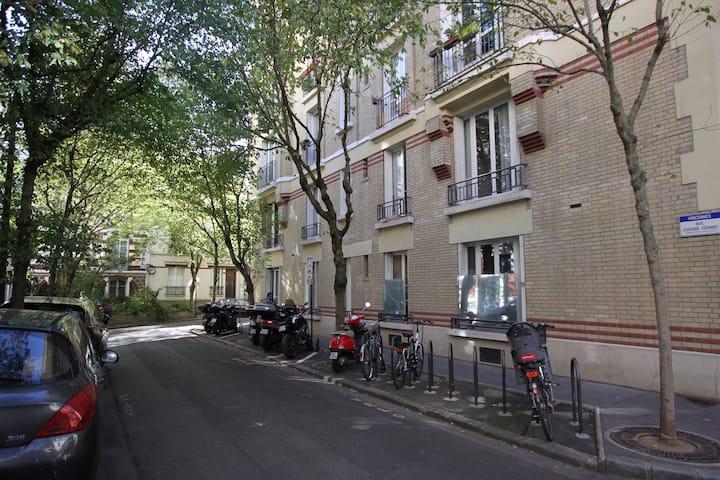 71-TOP Appartement centre ville de Vincennes