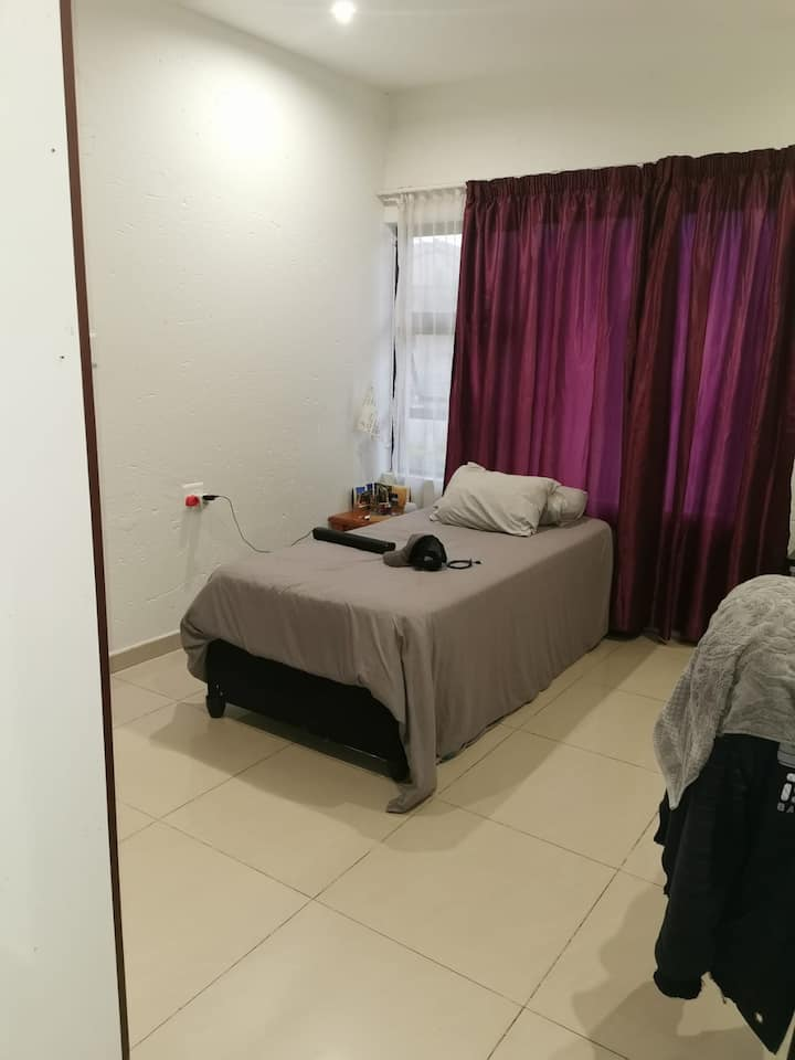 Affordable clean safe overnight accommodation