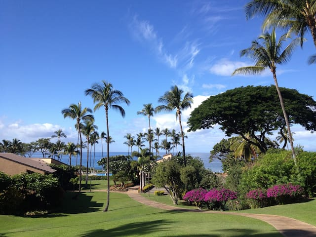 Wailea Ekahi - Steps to the Beach with Ocean View!