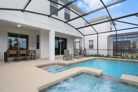 Luxury near Disney - Pool Home