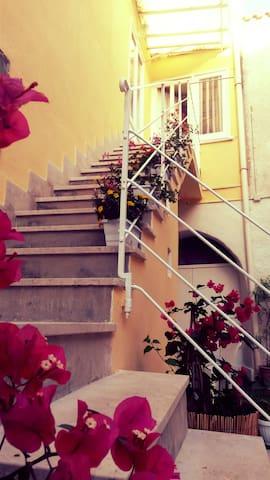 """Casa vacanze """" Dalla zia Angelina """""""