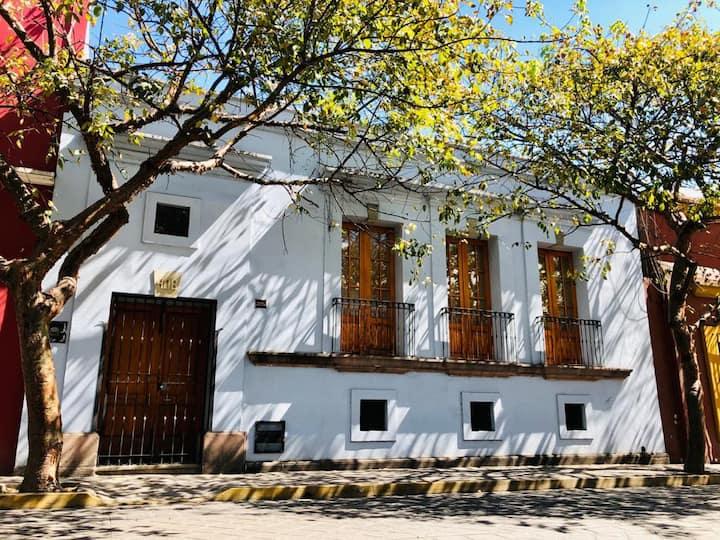 Casa Cantera, en el centro histórico de Oaxaca