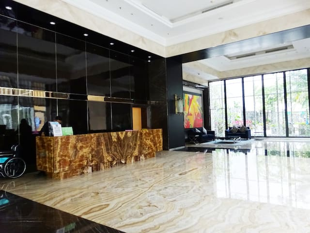 Convenience Location in Jakarta CBD Casa Grande