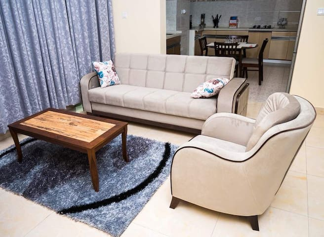 Stylish Apartment located on the Spintex Road