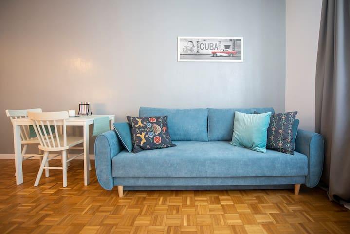 Cubana Apartment - Wifii, Netflix, Check in 24/7