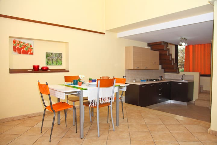 "'' Al Borgo"" Apartment - Cefalù - House"