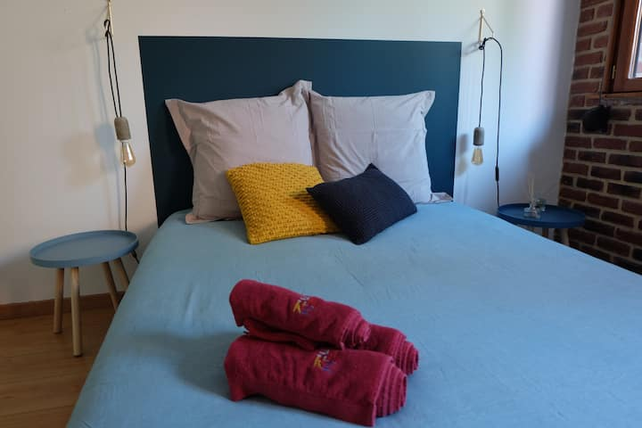 Chambre Independante Vue Jardin Proche Grand Stade Houses For Rent In Ronchin Nord Pas De Calais Picardie France