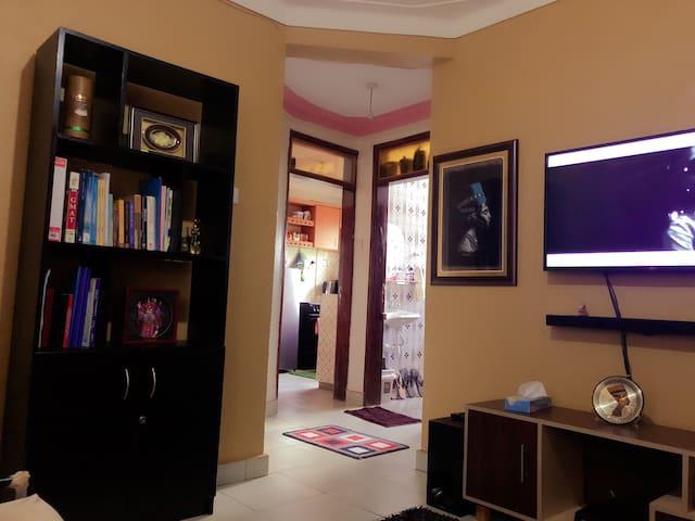 The Jinja Waibale Apartment