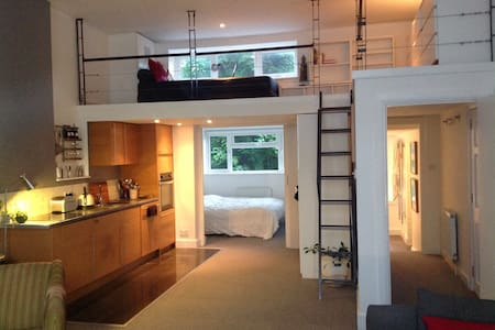 Lovely New York Style flat in Greenwich borough - London