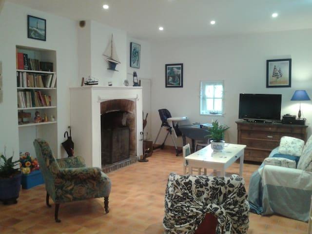 Maison de campagne proche cabourg - Hotot-en-Auge - Ev