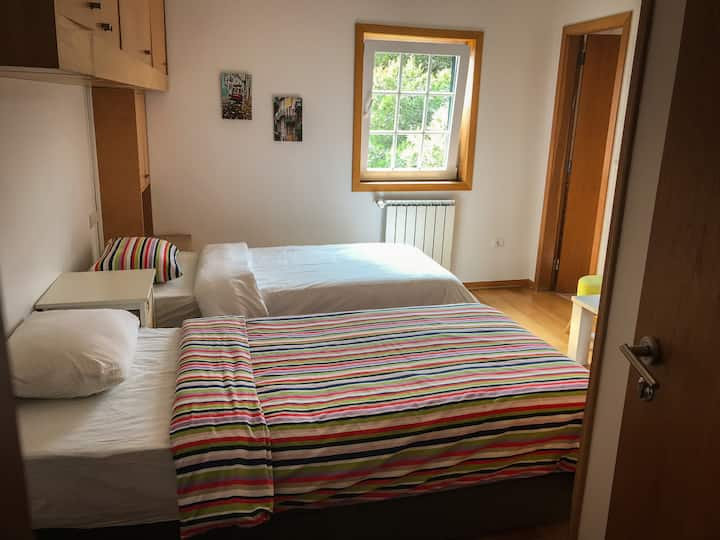 Yaku Double Room