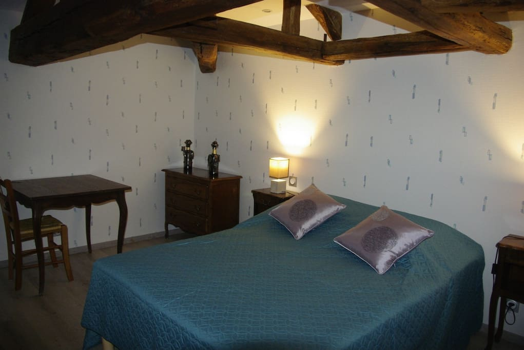 Ambiance champagne chambres d 39 h tes louer rizaucourt for Chambre agriculture champagne ardenne