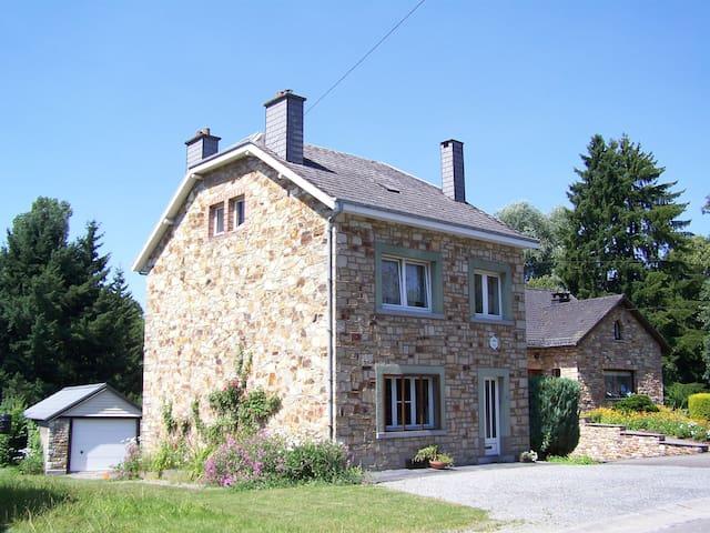 Maison de vacances en Ardennes - Vielsalm - Hus